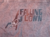 Falling Down crew jacket - detail